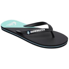 Quiksilver Molokai New Wave Sandals Men, negro/azul